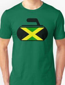 Jamaican Curling  Unisex T-Shirt