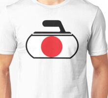 Japanese Curling  Unisex T-Shirt