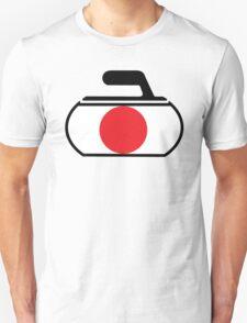 Japanese Curling  T-Shirt