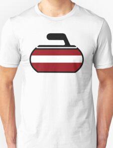 Latvian Curling T-Shirt