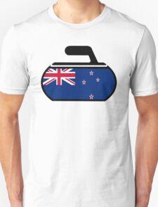 New Zeland Curling T-Shirt