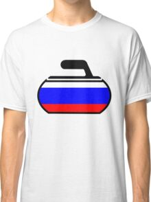 Russian Curling Classic T-Shirt