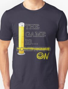 Sherlock - The game is... T-Shirt