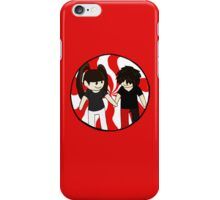 We are Going to be Friends- Red iPhone Case/Skin