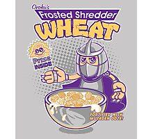 Shredder Wheat Photographic Print