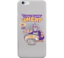 Shredder Wheat iPhone Case/Skin