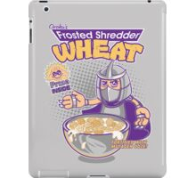 Shredder Wheat iPad Case/Skin
