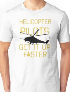 Up Faster Apache Unisex T-Shirt
