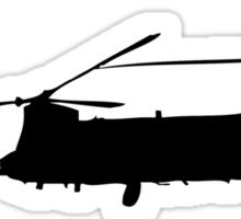 Chinook Solo Sticker
