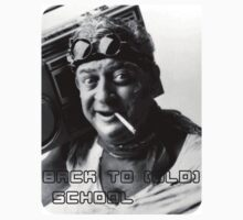 Rodney Dangerfield Back To (Old) School by smilku