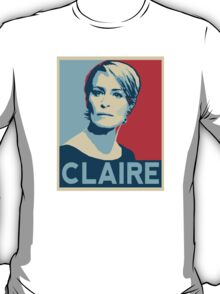 House Of Cards CLAIRE T-Shirt