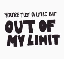 Out Of My Limit 5SOS T-Shirt/Sticker by dream--catch3r