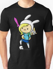 Chibi Fionna from Adventure Time T-Shirt