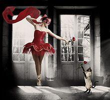 Just Dance... by Karen  Helgesen