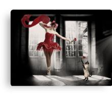 Just Dance... Canvas Print
