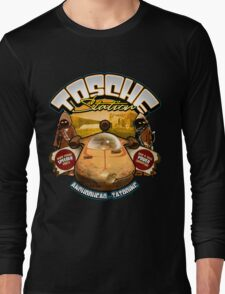 Tosche Station: Go Waste Time with Your Friends... Long Sleeve T-Shirt