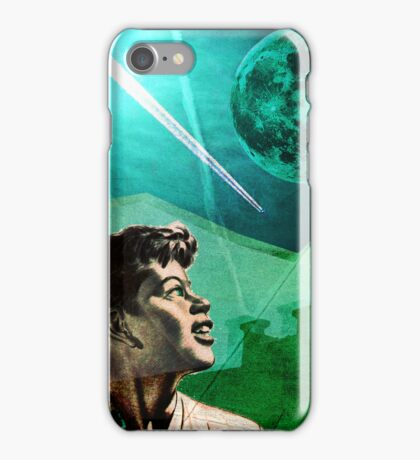 Chemtrails no.70 iPhone Case/Skin