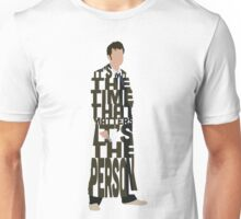 Doctor Who without TARDIS Unisex T-Shirt