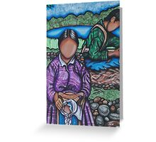 Algonquin Family Heritage Greeting Card