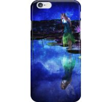 contemplative iPhone Case/Skin