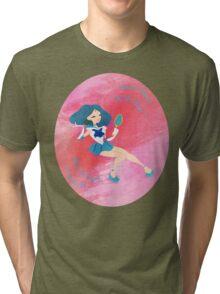 Mirror, Mirror - Sailor Neptune Tri-blend T-Shirt