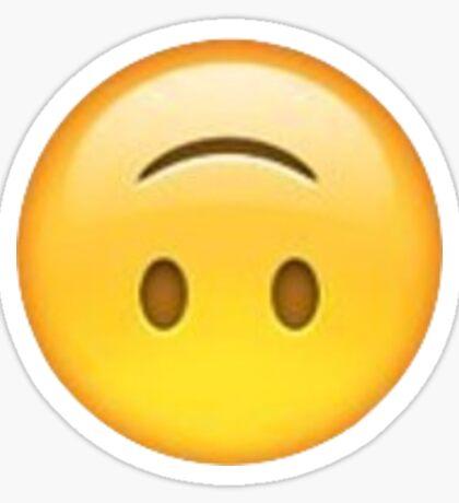 Smiley Emoji Sticker