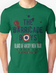 The Barricade Boys World Tour Unisex T-Shirt