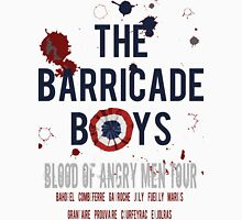 The Barricade Boys World Tour Unisex T-Shirt