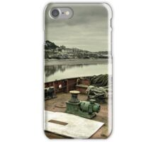 Reflections East the water  iPhone Case/Skin
