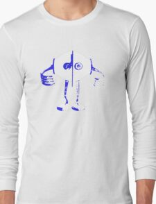 robot t-shirt Long Sleeve T-Shirt