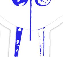 robot t-shirt Sticker