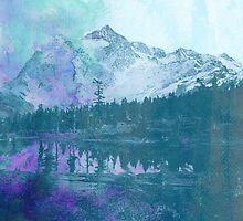 Mountain Calm by hannahison