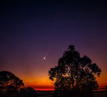 As night turned to day by Chris Brunton