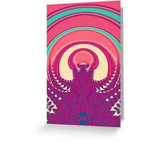 rose power Greeting Card