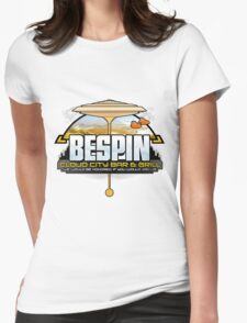 Bespin: Cloud City Bar & Grill Womens Fitted T-Shirt