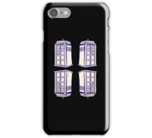 Mirrored Tardis | Doctor Who iPhone Case/Skin