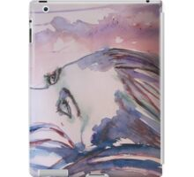 facehalf iPad Case/Skin
