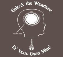 Unlock the Wonders of Your Own Mind Baby Tee