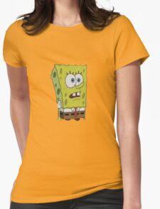 Spongebob Squarepants Womens Fitted T-Shirt