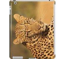 Who's Observing Who? iPad Case/Skin