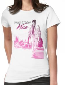 Miami Womens Fitted T-Shirt