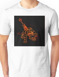 Elemental Dragon - Fire Unisex T-Shirt