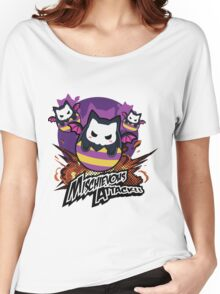 Mischievous Attack - Puzzle & Dragons Women's Relaxed Fit T-Shirt