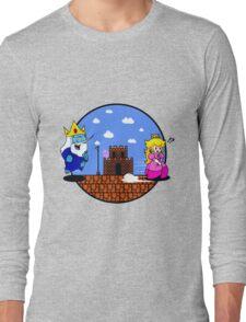 Wrong Princess Bro Long Sleeve T-Shirt