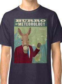 Burro of Meteorology °C Classic T-Shirt