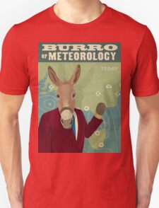 Burro of Meteorology °C Unisex T-Shirt