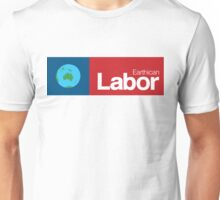 Australian Labor Party Logo (Inspired by Futurama)  Unisex T-Shirt