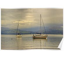 Windermere Yachts Poster