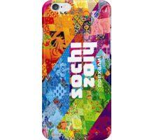Sochi 2014 Case Design 1 iPhone Case/Skin