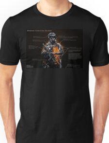 Onward Christian Soldier Unisex T-Shirt